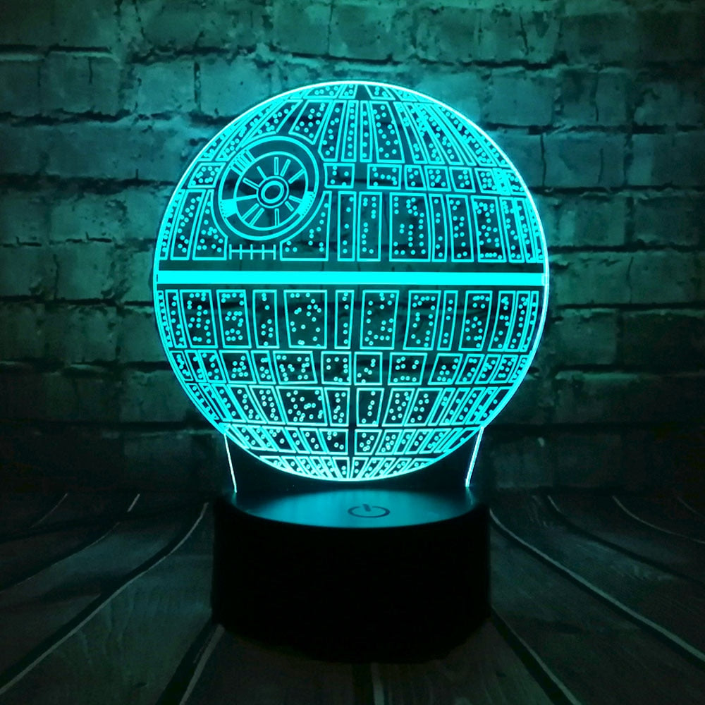 Star Wars Lamp