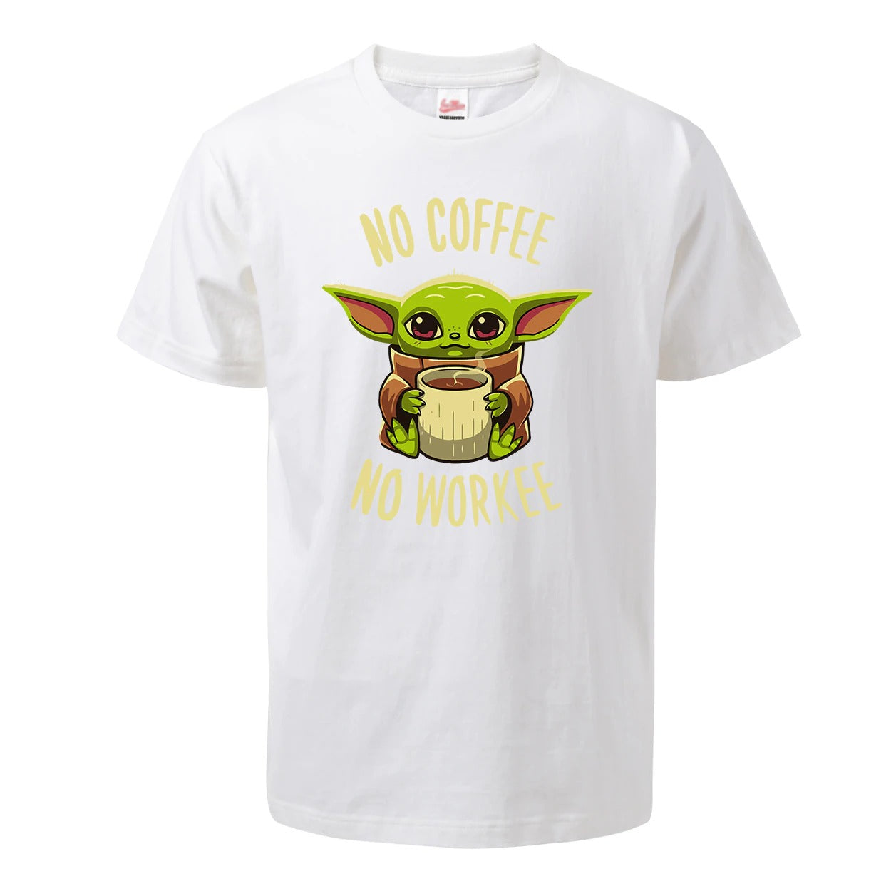 Star Wars Coffee Shirt