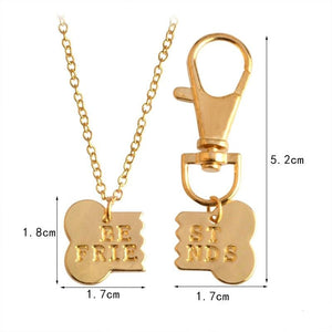 Pet & Owner Best Friend Necklace