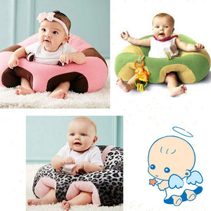No-Crawl Posture Stabilizer Baby Sofa Cover