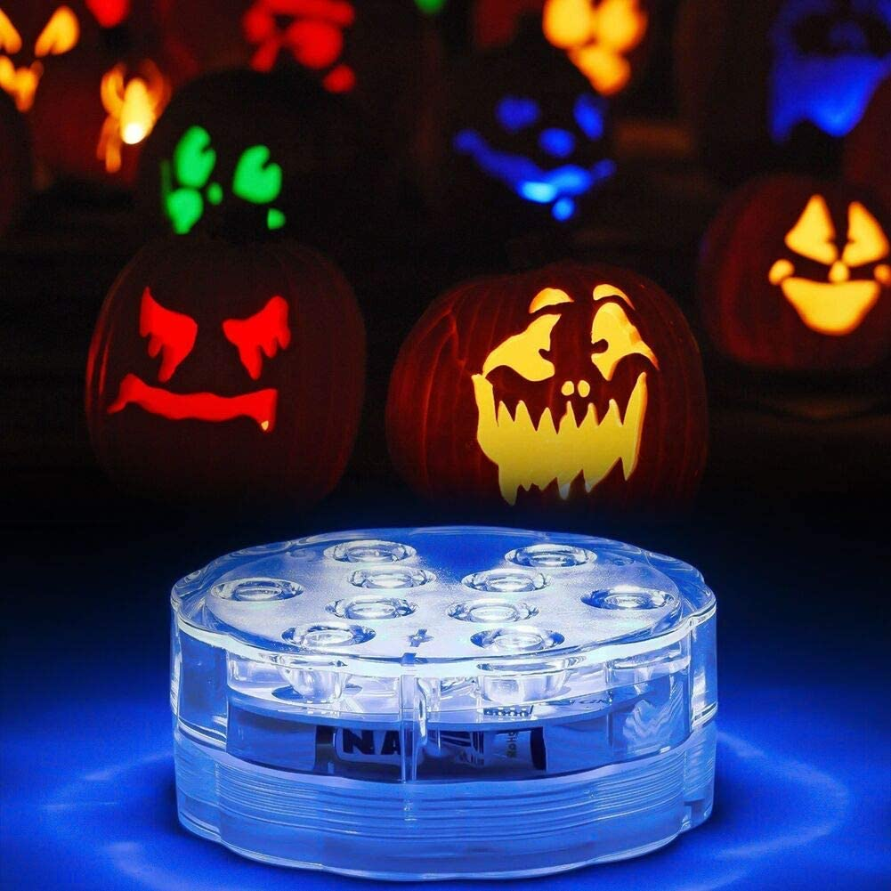 Spooky Halloween Submersible LED Lights