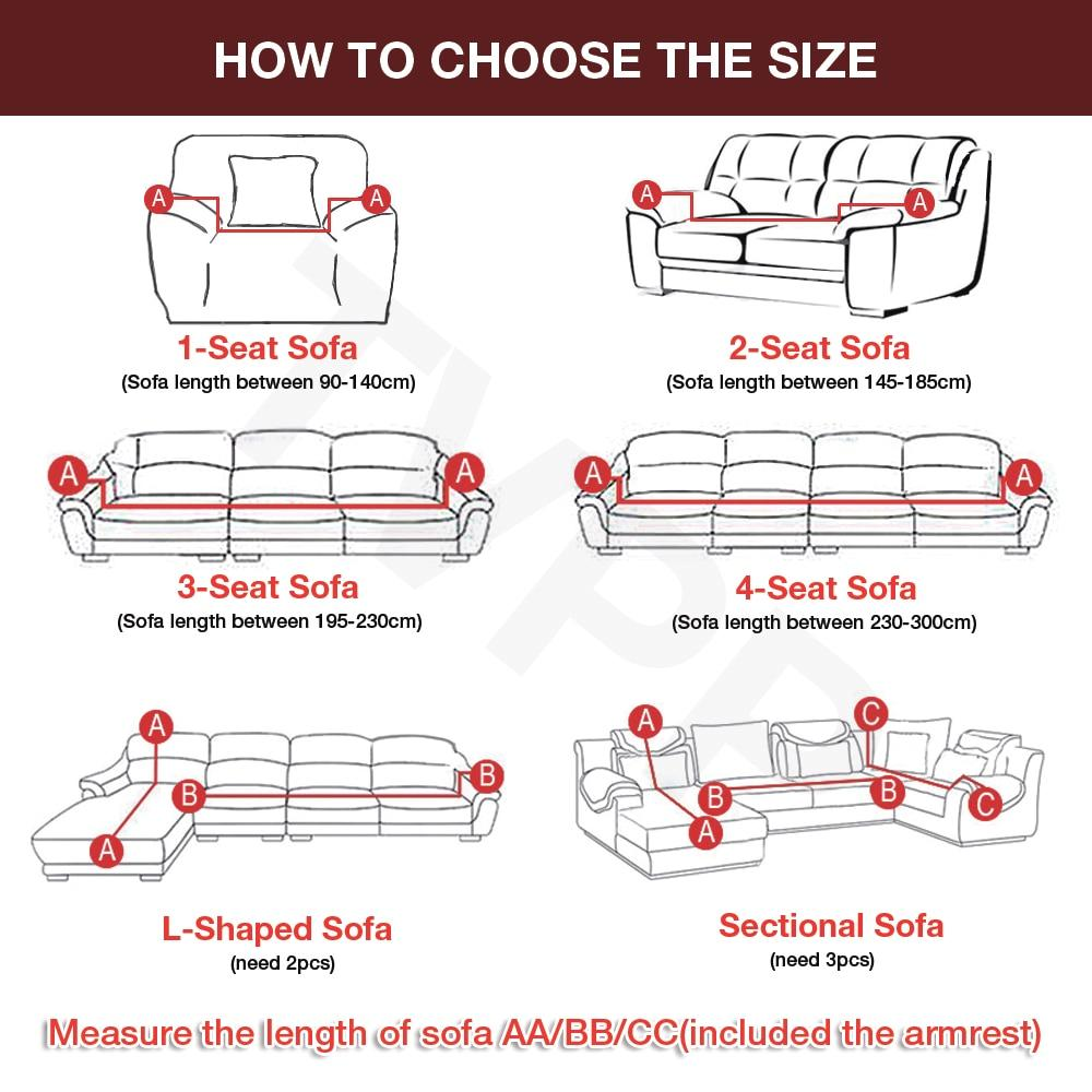 Magic Elastic Sofa Cover