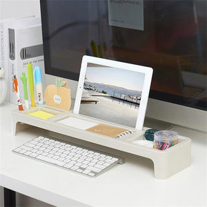 Home Office Desk Organizer + FREE Cleaning Slime
