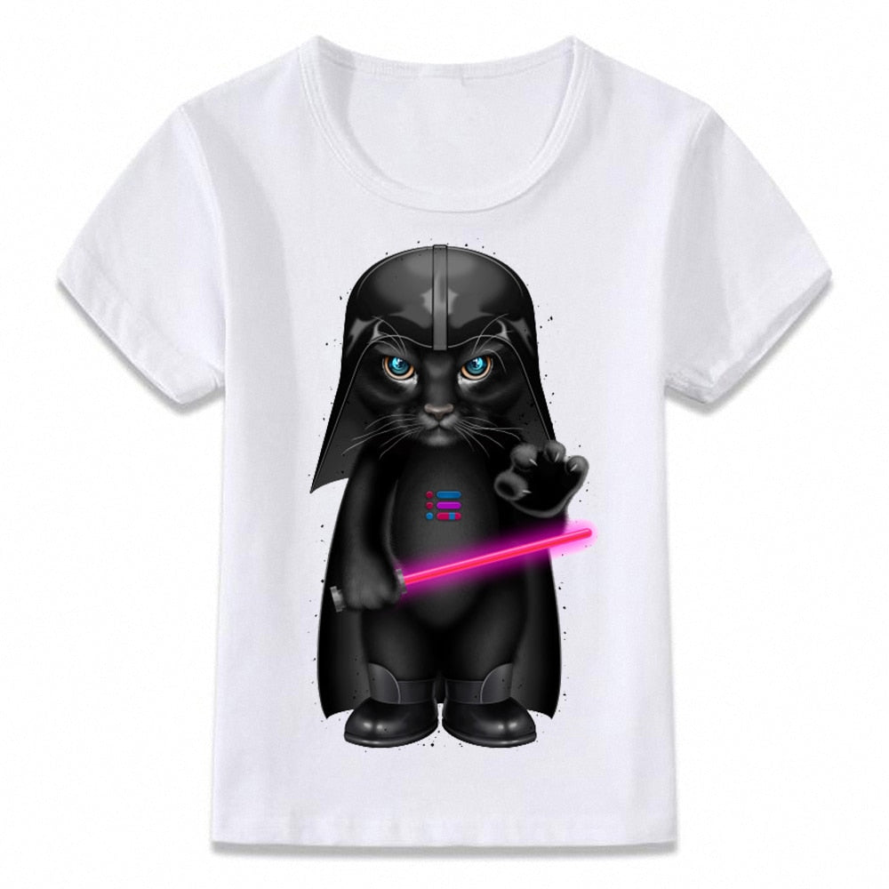Star Wars Cat Vader Shirt