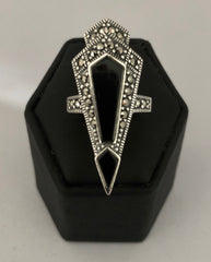 Buy marcasite ring