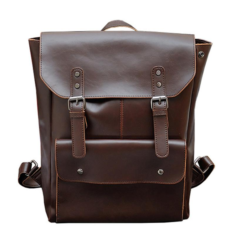 Plusieurs Leather Backpack
