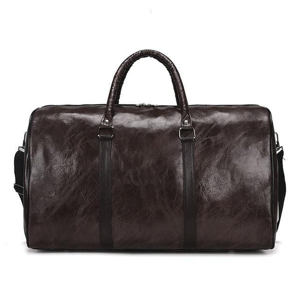 Slipline Daytripper Leather Weekender