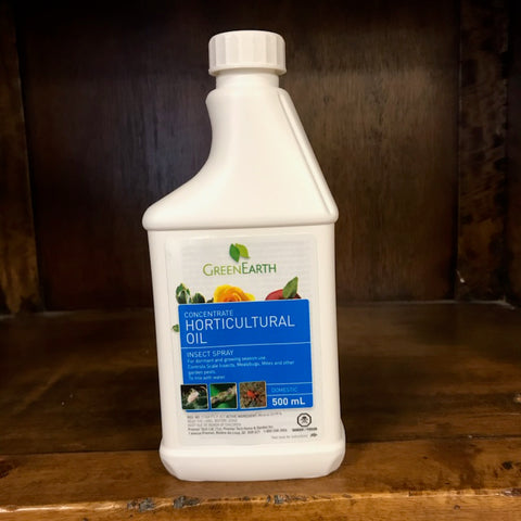 Green Earth Horticultural Oil Concentrate 500mL