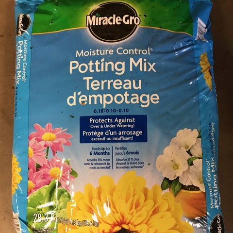 Miracle Gro Moisture Control Soil 28.3L