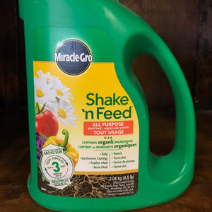 Miracle Gro Shake n Feed All Purpose 2.04 kg