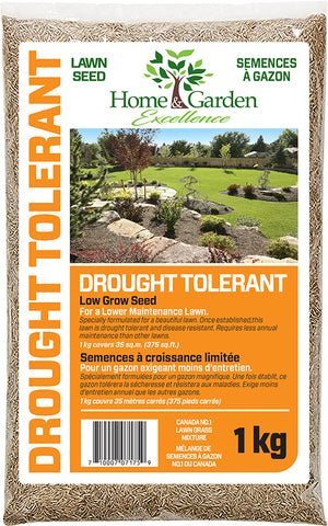 H&G Drought Tolerant Lawn Seed 1kg