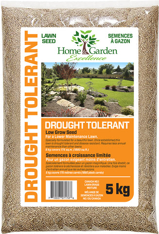 H&G Drought Tolerant Lawn Seed 5kg