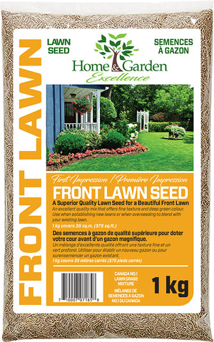 H&G Front Lawn Seed 1kg
