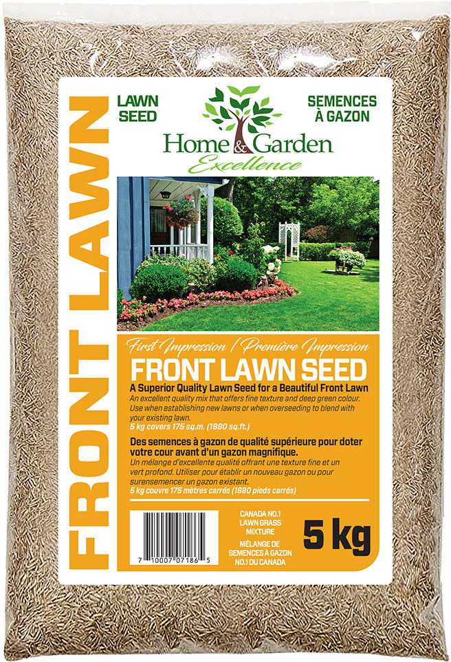 H&G Front Lawn Seed 5kg