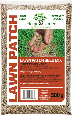 H&G Lawn Patch Lawn Seed 500g