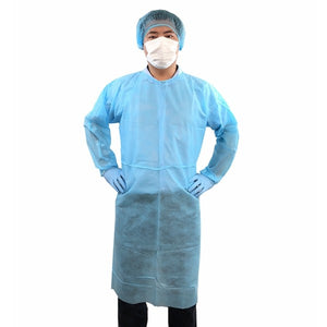 20,000 Isolation Gown Non-Laminated