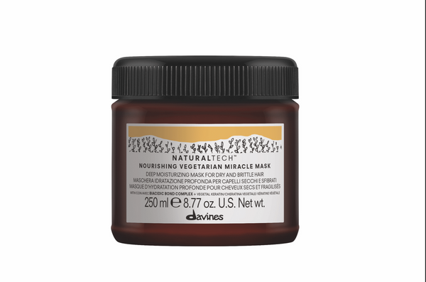 Nourishing Vegetarian Hair Mask