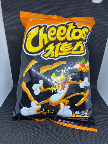 Cheetos Sweet and Spicy (Korea)