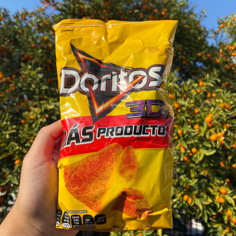 Doritos 3Ds (Mexico)