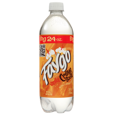 Faygo Cream Soda