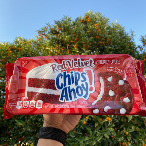 Chips Ahoy Red Velvet