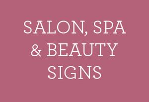 Salon, Spa & Beauty - Social distancing kits
