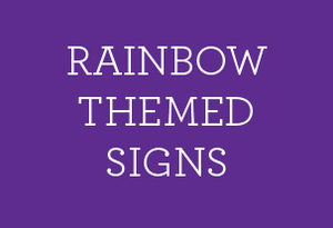 Rainbow Themed - Social distancing kits