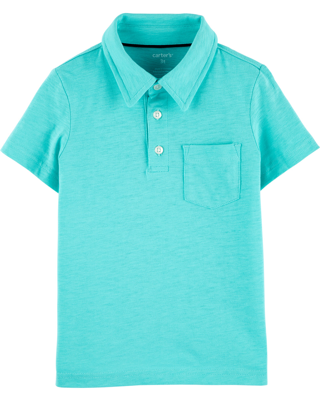 Camiseta Polo Carter's