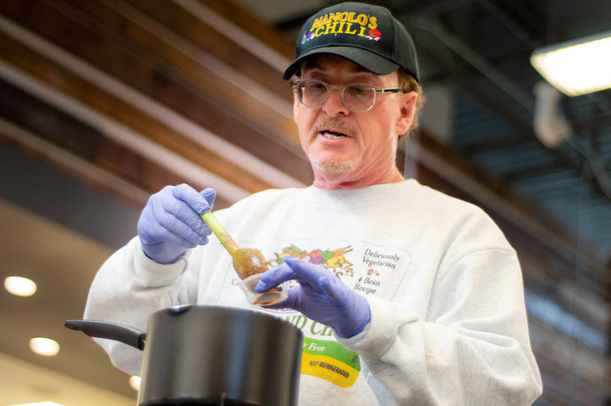 """Do good"": UMD alum promotes diversity, healthy eating through chili business"