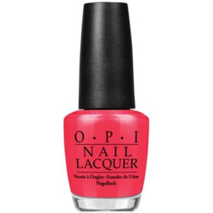 OPI Nail Lacquer Red My Fortune Cookie (15ml)