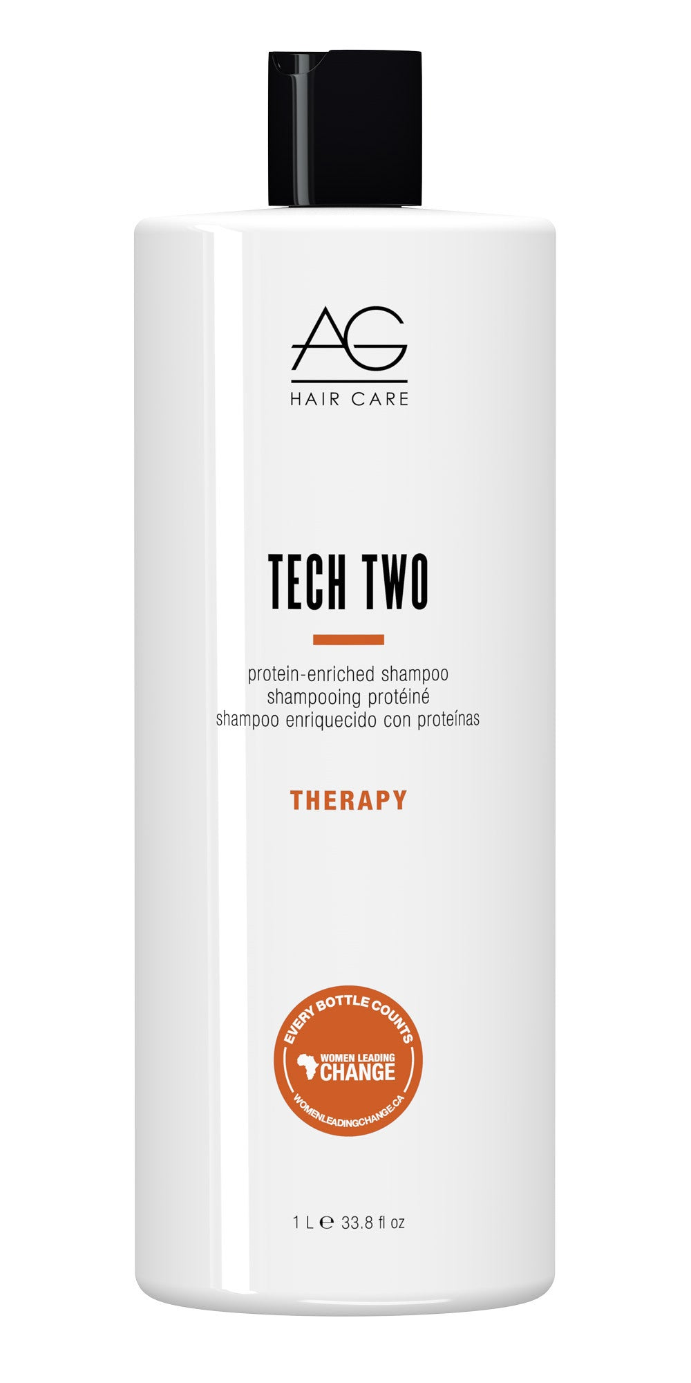 AG Tech protein-enriched shampoo (1000ml)