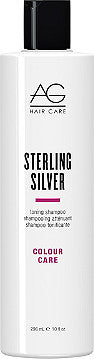 AG Sterling Silver Toning Shampoo (296ml)