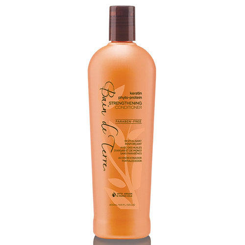 Bain de Terre Keratin Phyto-Protein Strengthening Conditioner (400ml)