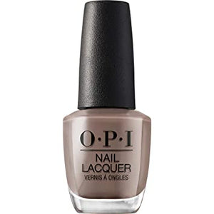 OPI Nail Lacquer Over The Taupe (15ml)