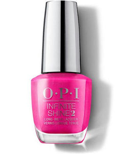 OPI Infinite Shine La Paz-Itively Hot (15ml)