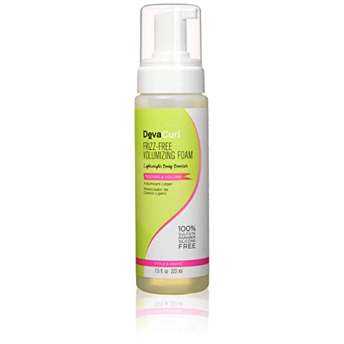 DevaCurl Frizz Free Volumizing (7.5oz)