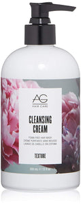 AG Cleansing Cream Foam-Free Hair Wash (355ml)
