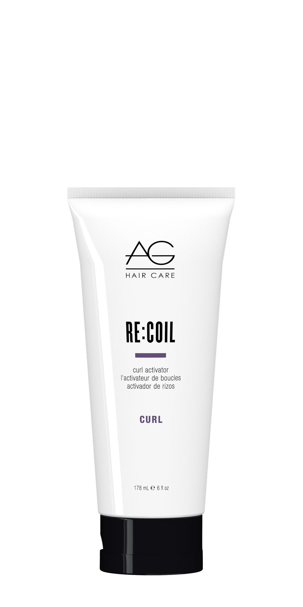 AG Recoil Curl Activator (178ml)
