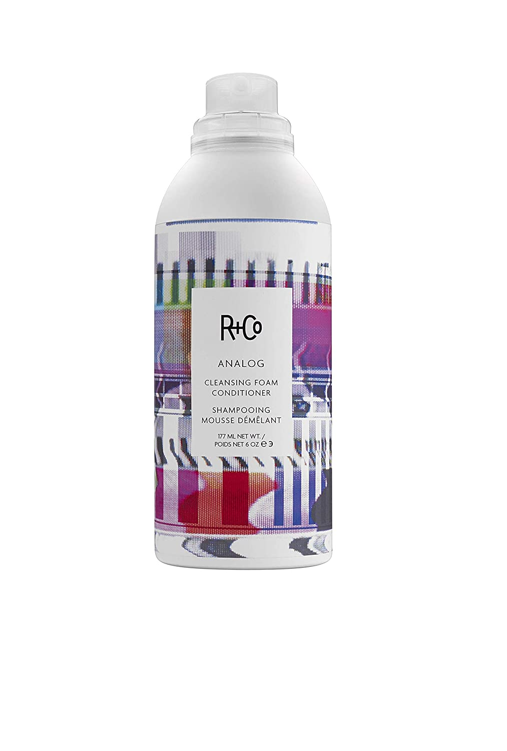 R&CO Analog Cleansing Foam Conditioner (177ml)