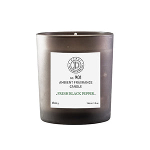 Depot Ambient Fragrance Candle Fresh Black Pepper 160gr