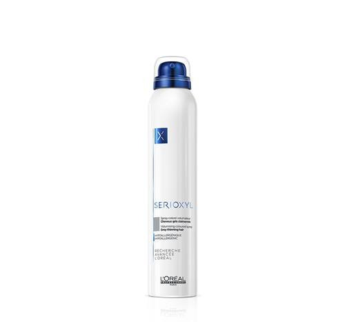L'OREAL Serioxyl Volumising Coloured Spray Grey Thinning Hair (200ml)