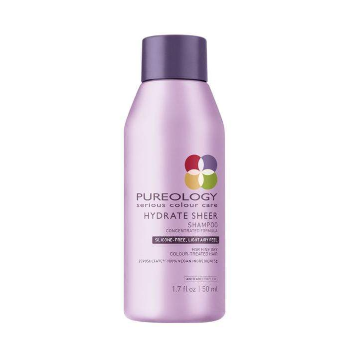 Pureology Hydrate Sheer Shampoo (50ml)