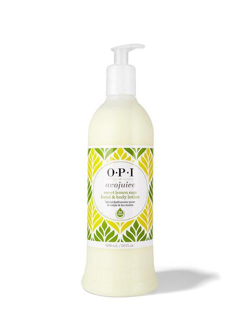 OPI Skin Care Avojuice - Sweet Lemon Sage (600ml)