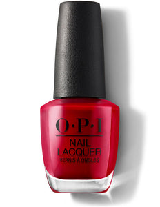 OPI Nail Lacquer Color So Hot It Berns (15ml)