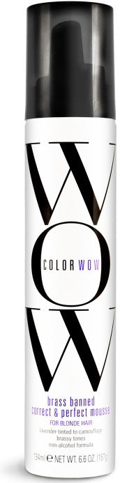 Color WOW Brass Banded Mousse Light Havana (200ml)