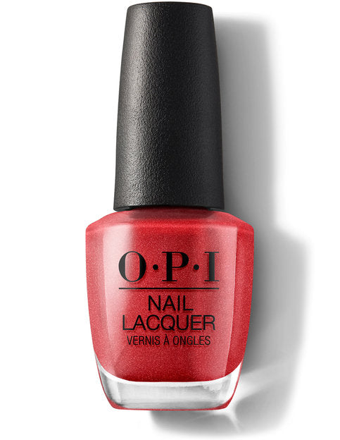OPI Nail Lacquer Go With The Lava Flow (15ml)