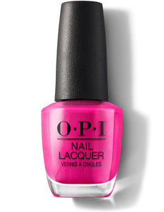 OPI Nail Lacquer La Paz-Itively Hot (15ml)