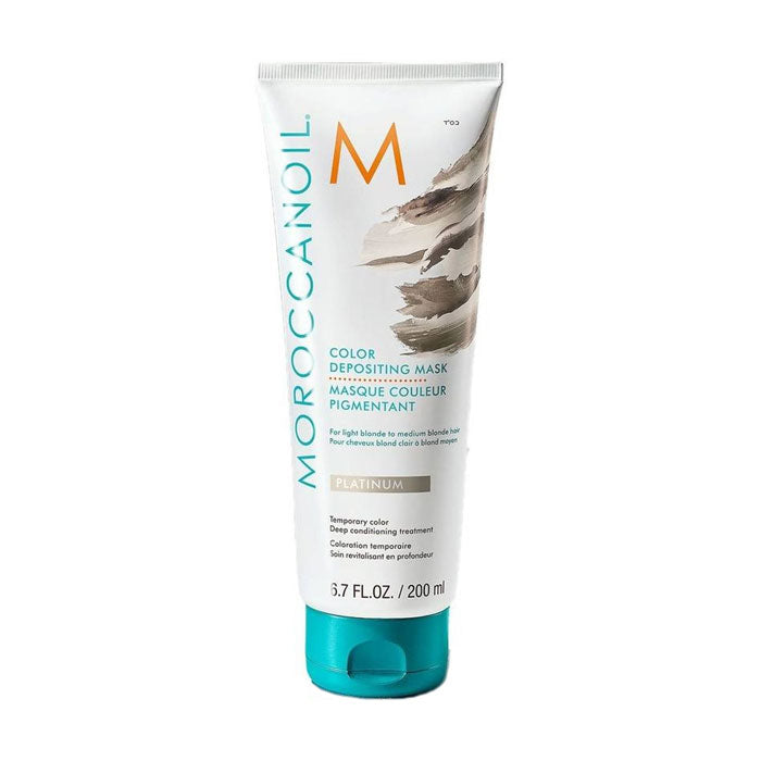 Moroccanoil Platinum Mask (200ml)