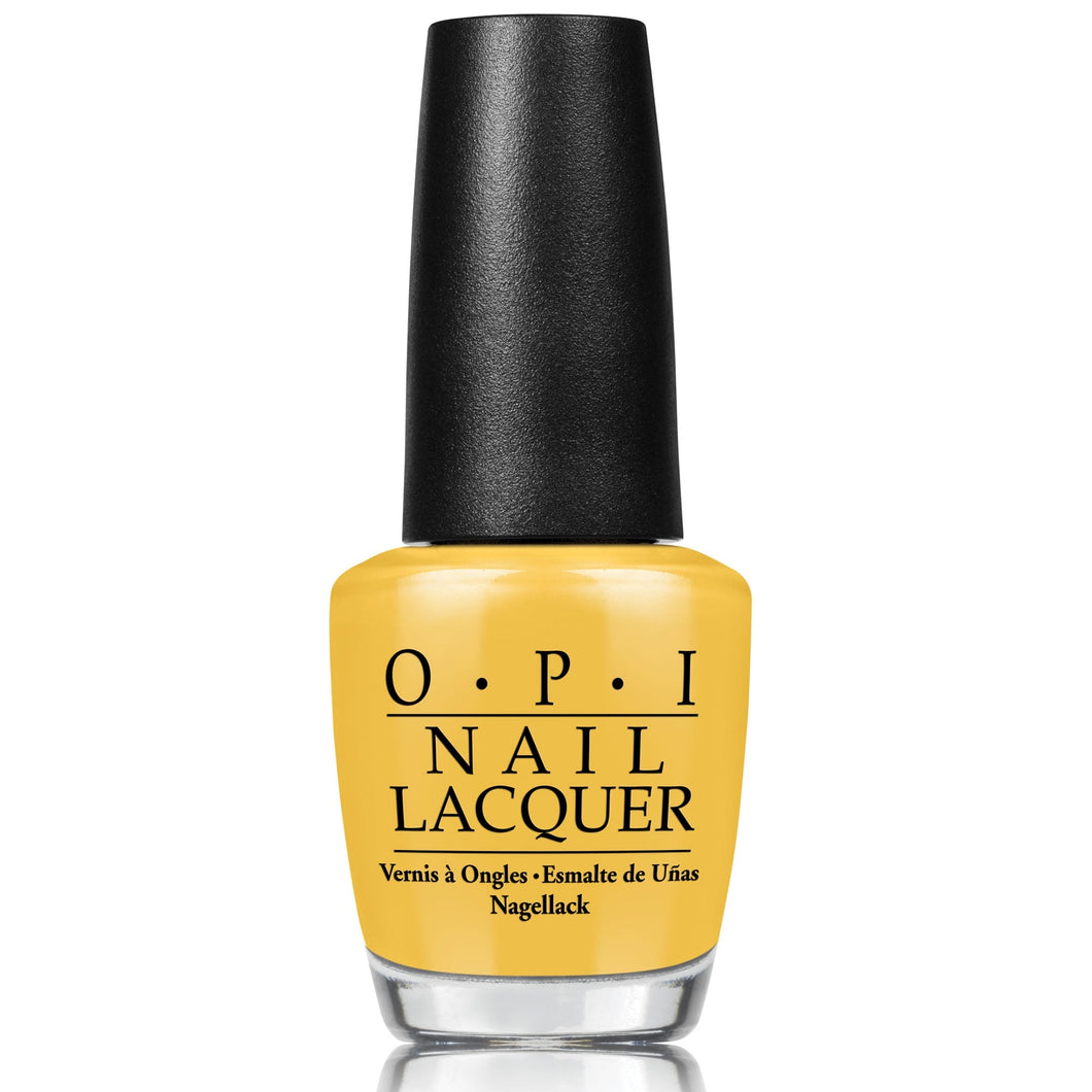OPI Nail Lacquer Never A Dulles Moment (15ml)