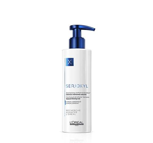 L'OREAL Serioxyl Coloured Hair Shampoo (250ml)